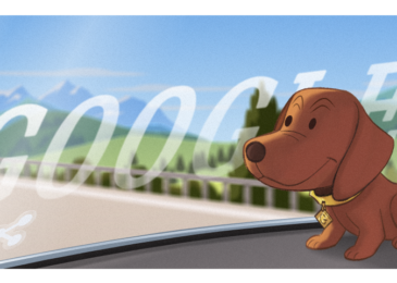 Google celebrates the 'Dachshund Bobblehead' with interactive Doodle
