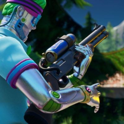 Fortnite will include ray tracing and DLSS on September 17th