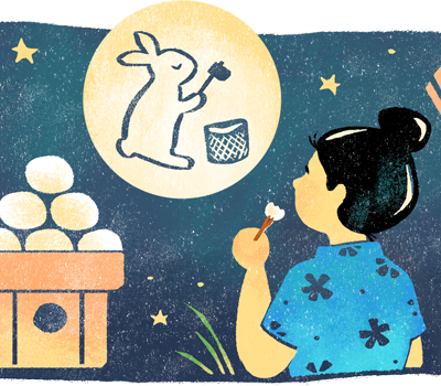 Google Doodle Celebrates Japanese Mid Autumn Festival 2020