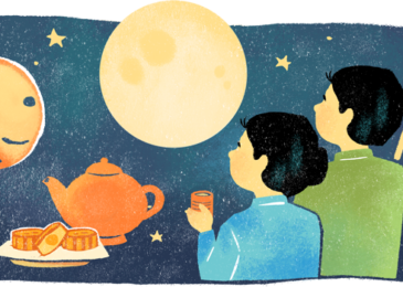 Vietnam's Mid Autumn Festival 2020: Celebrates To Google Doodle