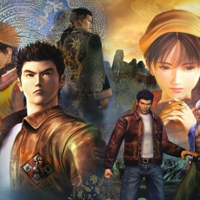 Sega Dreamcast darling Shenmue is starting to be an anime series