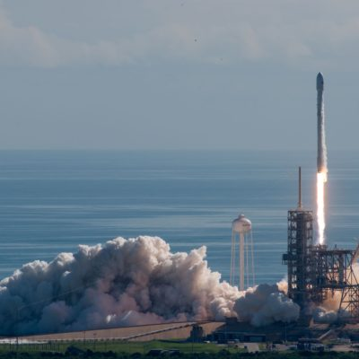 NRO uncovers plans for already undisclosed SpaceX launch this month