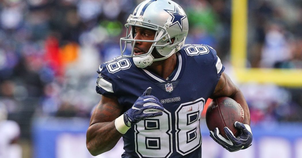 Dez Bryant joins Ravens practice squad after 2-year hiatus