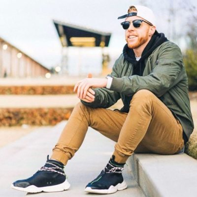 Artist & Entrepreneur, Jiggy, looks to support mental health with Flow Clothing Company