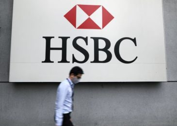 Hong Kong HSBC shares leap 5% after third-quarter incomes beat estimates