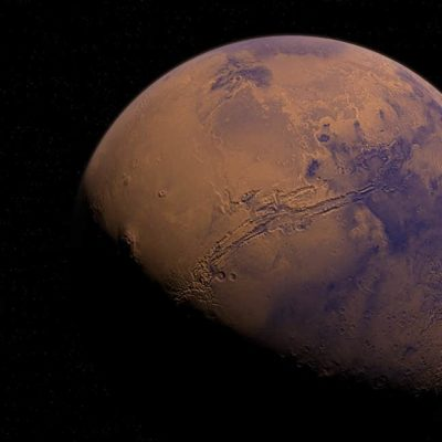 Mars is the near of earth this week than it will be for an another 15 years