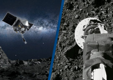 NASA effectively collected a sample from asteroid Bennu, yet some of it is leaking into space