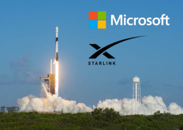 Microsoft Starlink partners with SpaceX to connect Azure cloud to Musk's Starlink satellite internet