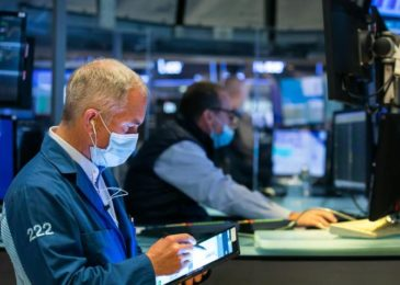 Dow stock futures jump up more than 200 points as Trump organization starts transition process