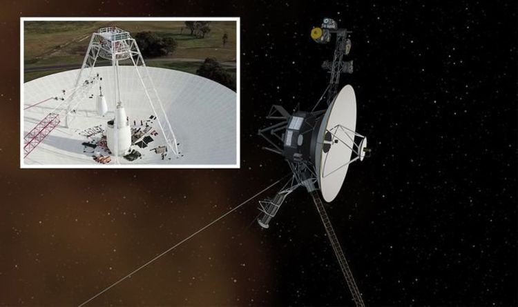 NASA sends first commands to Voyager 2 in eight months