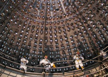 For the first time, researchers discover neutrinos from star fusion
