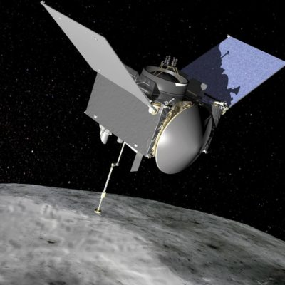Researchers discharge new view from OSIRIS-REx's asteroid smash and grab