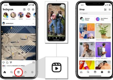 Instagram updates its home screen for the first time in years, including Reels and Shop tabs