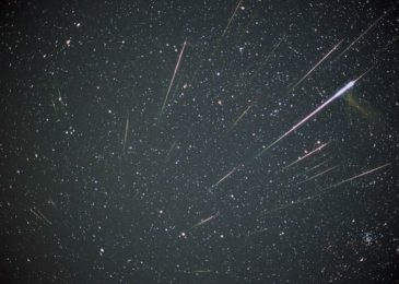 Here's when to search for today's Leonid meteor shower