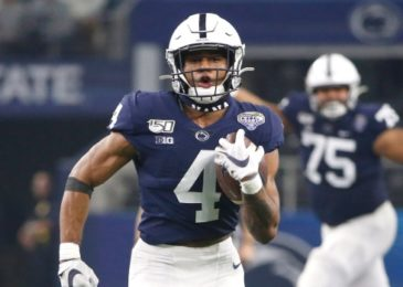 Penn State's Journey Brown retiring from football because of heart condition