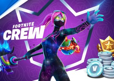 Epic Games declares Fortnite's new monthly membership Fortnite Crew