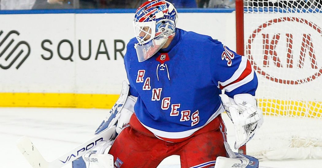Henrik Lundqvist won't join the Capitals this season due to heart condition