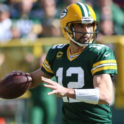 Green Bay Packers QB Aaron Rodgers overtakes Patrick Mahomes as favorite to win MVP