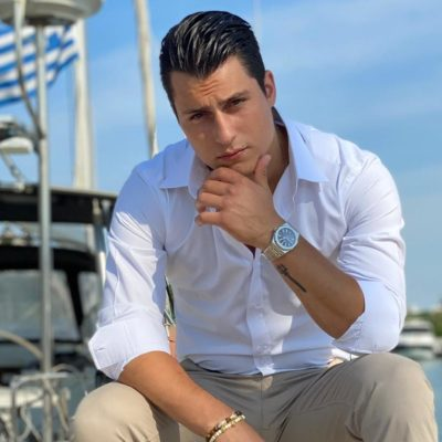 Georgios Dalgkitsis breaks all the conventional constraints to immerge as one of the finest Forex Traders.