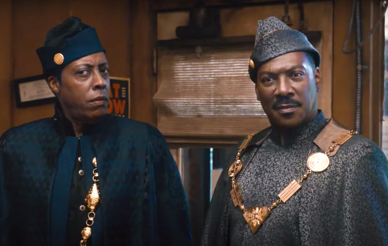 Eddie Murphy and Arsenio Hall Return in First Coming 2 America Trailer