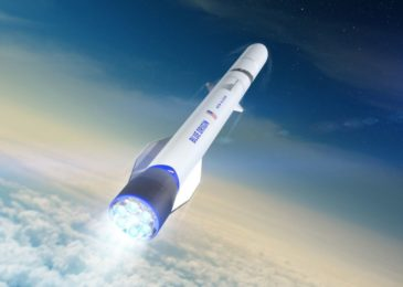NASA adds Blue Origin's New Glenn to its launch contract