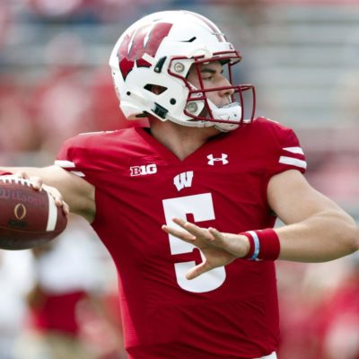 Wisconsin Badgers QB Graham Mertz revels in bowl victory against Wake Forest regardless of rocky season