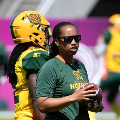 Washington Football Team's Jennifer King to make NFL history again as first Black woman to be full-time assistant coach