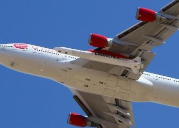 Virgin Orbit drops rocket off a 747 airplane, places nine satellites in space