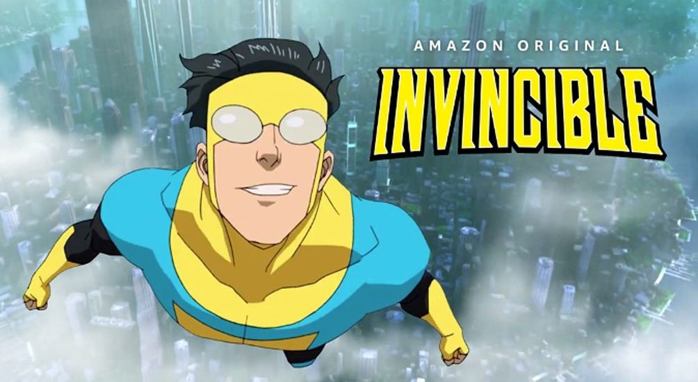 Invincible: Robert Kirkman Animated Series Coming to Amazon in March