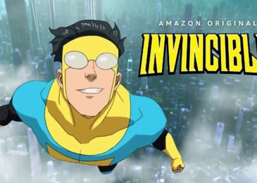 Amazon will begin streaming Robert Kirkman's 'Invincible' animated series on March 26th