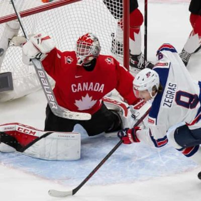 United States daze to Canada in final to catch gold in World Junior Hockey Championship