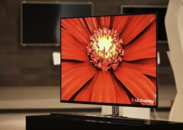 LG Display declares its littlest OLED TV panel yet
