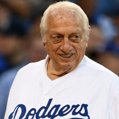 Tommy Lasorda, Hall of Fame manager and Los Angeles Dodger icon, dies at 93