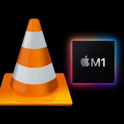 VLC media player currently runs natively on M1 Macs