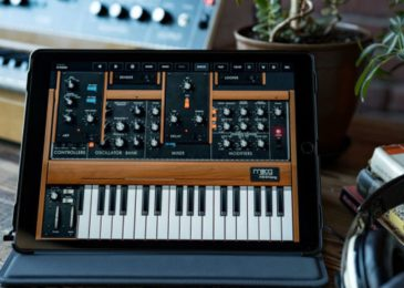 Moog application rolling outs the classic Model 15 modular synth to the Mac
