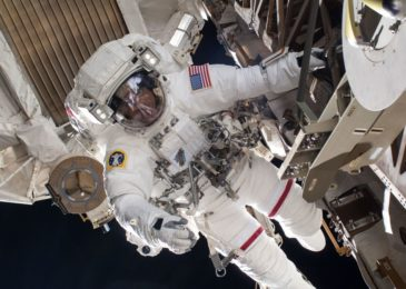 Astronauts get ready for 2 upcoming spacewalks