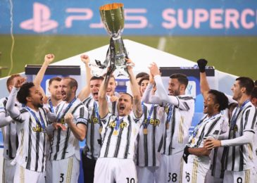 Italian Super Cup: Cristiano Ronaldo on target as Juventus win over Napoli 2-0