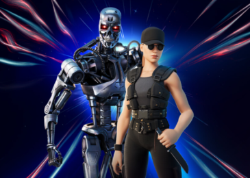 Fortnite adds T-800 Terminator skins and Sarah Connor
