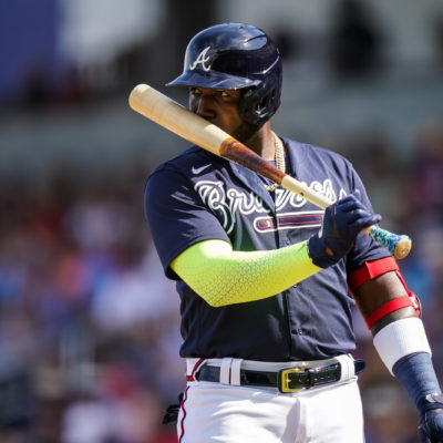 Outfielder Marcell Ozuna comes back to Atlanta Braves on four-year, $64 million contract