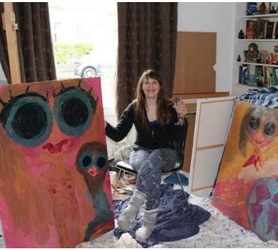 Artist Bolli Blas Tutors Aspiring Artists and Engages in Charity During the Pandemic