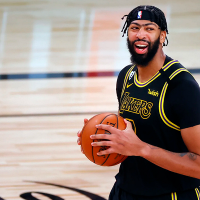 Los Angeles Lakers star Anthony Davis Named to NBA All-Star Reserves