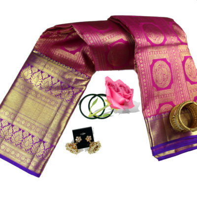 Mira Fashions LLC weaves the magic with Silk – Silk Saris for the USA Community