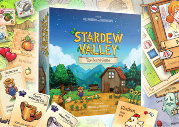 'Stardew Valley: The Board Game' is a cooperative tabletop, available now