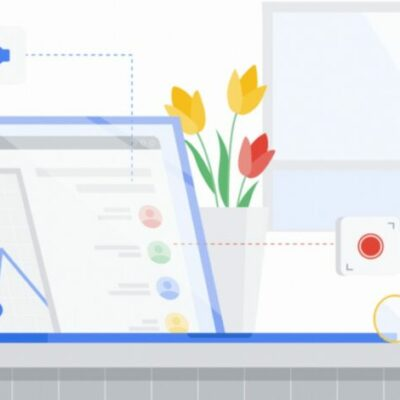 Google announces a built-in screen recorder is coming to Chrome OS in March