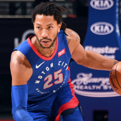 Detroit Pistons consent to trade Derrick Rose to New York Knicks in contract that reunites former MVP with Tom Thibodeau