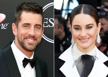 Actress Shailene Woodley confirms engagement with Packers' QB Aaron Rodgers