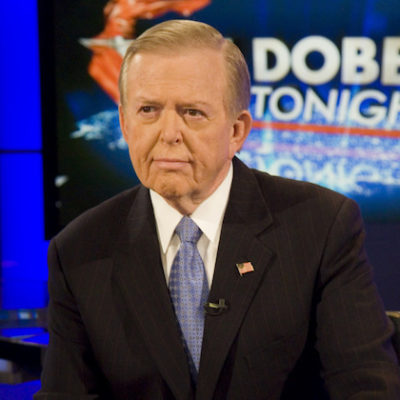 Fox Business canceled 'Lou Dobbs Tonight,' its highest-rated television show