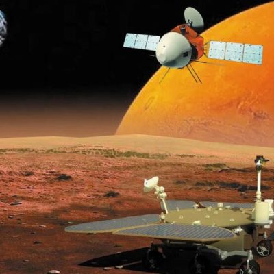China becomes new country to arrive at Mars with Tianwen-1 probe