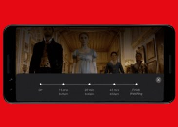 Netflix starts testing sleep timer feature on Android device