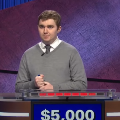 Brayden Smith, Final five-time 'Jeopardy!' champ during Alex Trebek's tenure has died at 24
